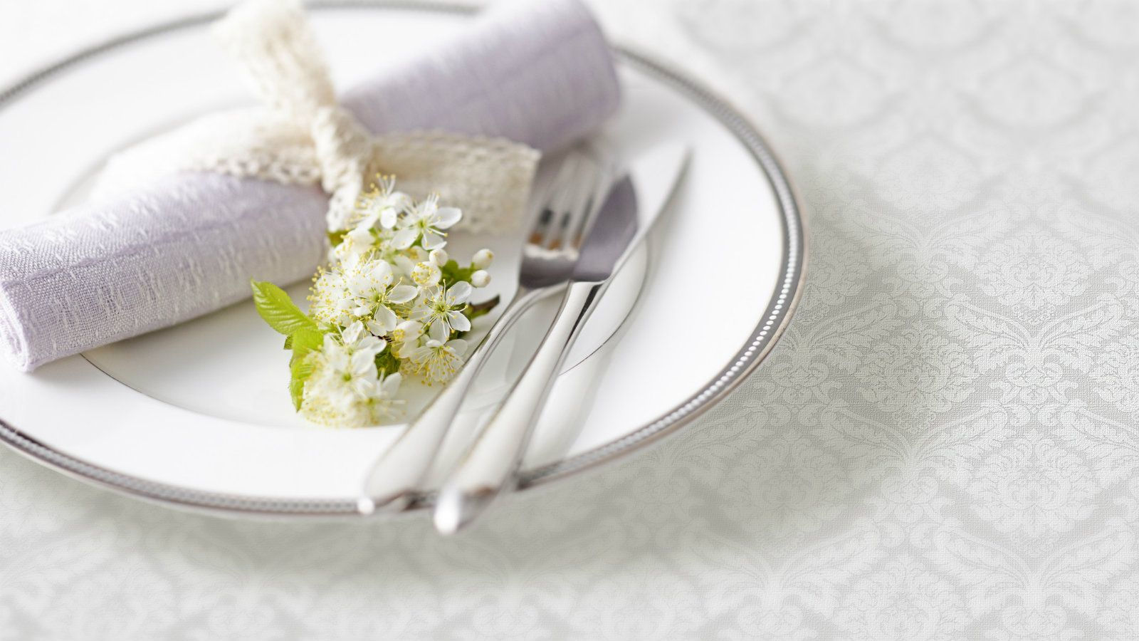 San Diego Wedding Venues - Place Setting